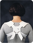 Comfor Clavicle Brace - Buckle Closure