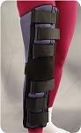 Comfor Knee Immobilizer with Patella Strap