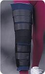 Bicro Knee Immobilizer with Patella Strap - Universal