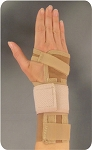 Independence Wrist Brace with Circumferential Strap