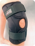H.K.O. Hinged Knee Orthosis  Anterior Closure