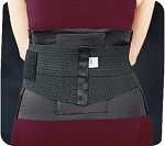 Bicro Skin Lumbar Support with Pad