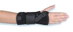 Suede Lacing Wrist Orthosis