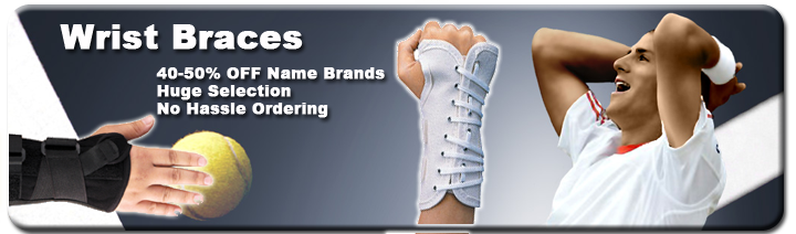Wrist Brace | Wrist Supports | Wrist Splints