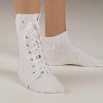 Canvas Lace-Up Ankle Brace