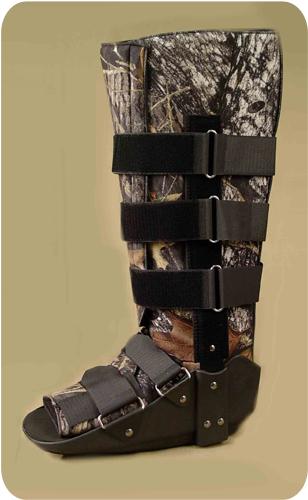 short air cam walker fracture boot instructions