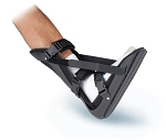 Adjustable Plantar Fasciitis Night Splint w/Wedge