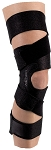 Tru-Pull Wraparound Knee Support