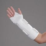 Universal Leatherette Wrist/Forearm Splint