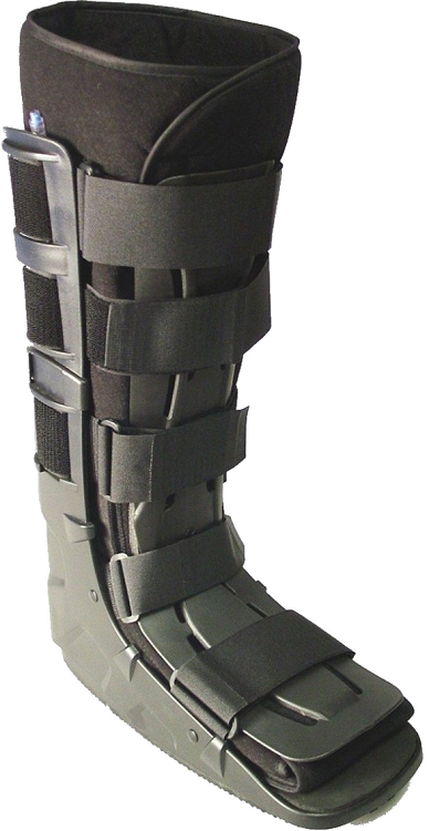 discount air trio shell air quot cast boot quot aircast boots