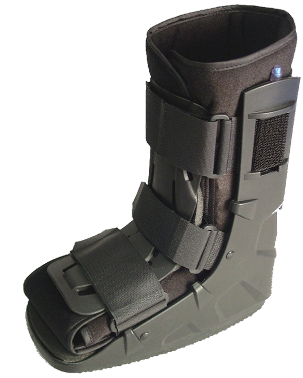 discount air trio shell air quot cast boot quot aircast