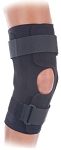 Wraparound Hinged Knee Brace