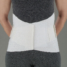 Criss-Cross Lumbo Sacral Support