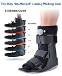 Ovation Short Air Walking Cast Boot (Choice of Color)