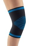 iGO Elastic Knee Sleeve, Compression Knee Sleeve, Knee Brace, Left or Right