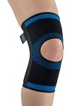 iGO Elastic Knee Support, Compression Knee Brace, Knee Brace, Left or Right
