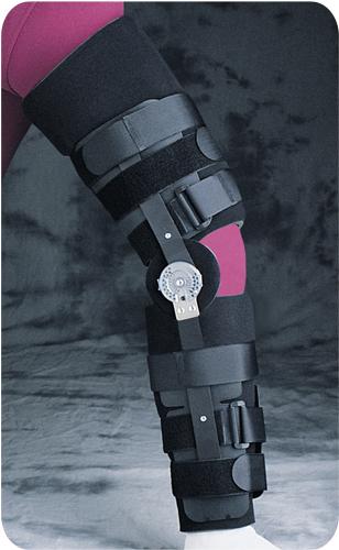 Discount Genu Ranger 174 Hinged Range Of Motion Knee Brace