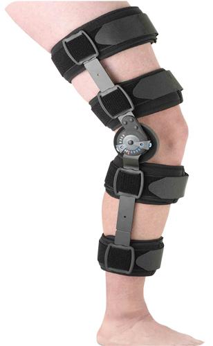 697feabd15 DISCOUNT Genu-Ranger® II Post Op Knee Brace| Knee Braces & Supports