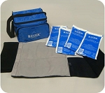B-Cool™ Shoulder Wrap Cold Therapy Kit