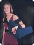 Shoulder Abduction Pillow with Harness
