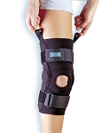 Axis Hinged Knee Sleeve