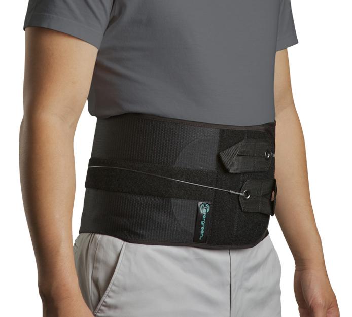 Evergreen Classic LSO Lumbar Orthosis Back Brace
