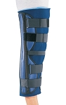 Clinic 3-Panel Knee Splint