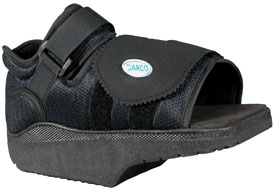 Discount Darco Orthowedge Post Op Shoes Amp Surgical Shoes