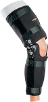 FastFit TROM Post Op Hinged Knee Brace