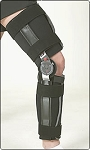 Bledsoe Merit OR Knee Brace | Post Op Hinged Knee Support (Full Foam)