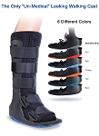 Ovation Walking Cast Boot (Choice of Color)