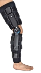 Ovation Post-Op Knee Brace w/ROM and Drop Lock