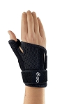 iGo Adjustable Thumb Stabilizer- One Size, Right and Left Hand, Arthritis, Carpal Tunnel, Three-pronged stabilizer for joint stability