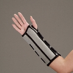 Premium Wrist and Wrist/Forearm Splint