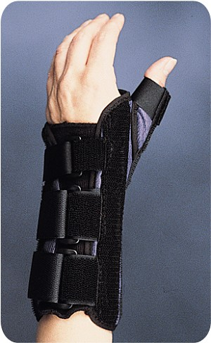 Premier Wrist Brace with Thumb Spica