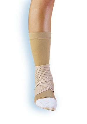 Double/Two Strap Ankle Wrap