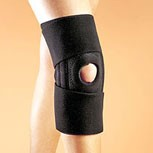 Universal Neoprene Knee - With Stays (3739S)