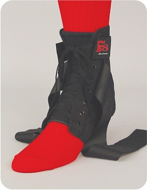 F8® Ankle Brace Lace-up with Straps