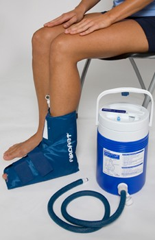 AirCast Cryo Cold Therapy Unit