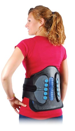 Therapeutic Lumbar Sacral Orthotic Back Brace