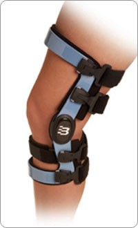 Bledsoe Z-12 Functional Ligament Knee Brace